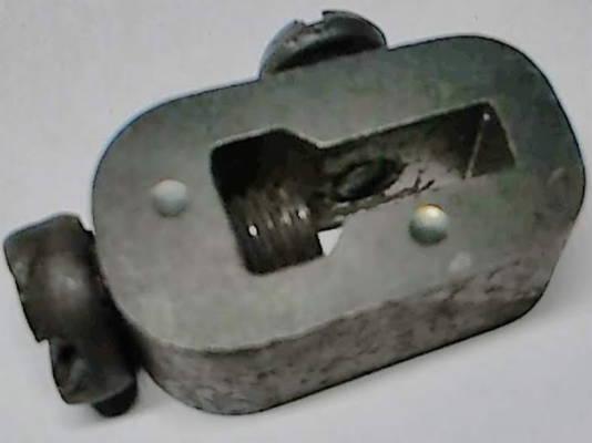 Крепление пилки электролобзика Фиолент 700Вт