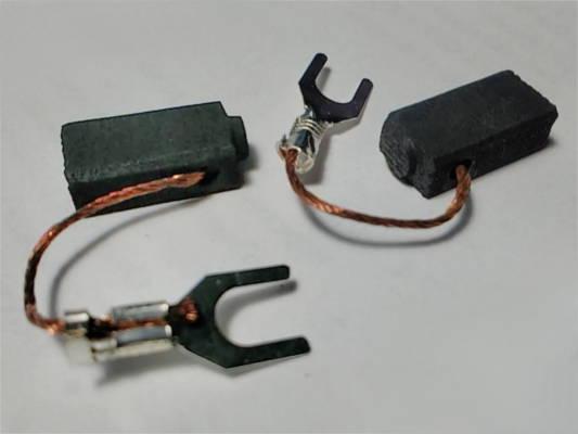 Щетки 5*8*16 для электродвигателя сепаратора Мотор-Сич