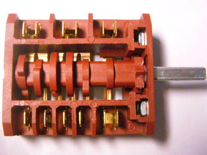Переключатель 80K700 (46.27266.500) для электроплиты NORD ПГЭ 510.03