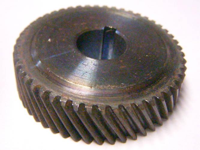 Стальная шестерня дисковой пилы 42 мм на 49 зубов