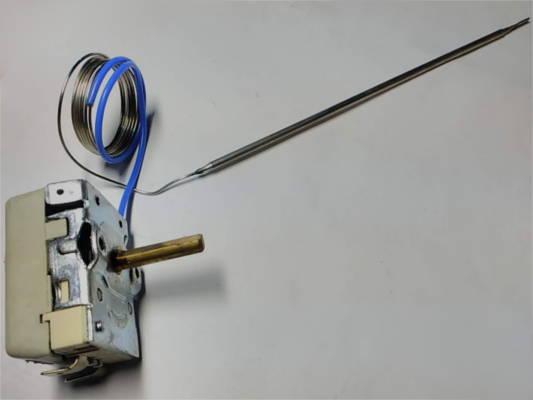 Терморегулятор Tecasa 1М для любой электродуховки 50-250°C