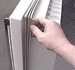 Уплотнение 96*46 на дверь холодильника Саратов