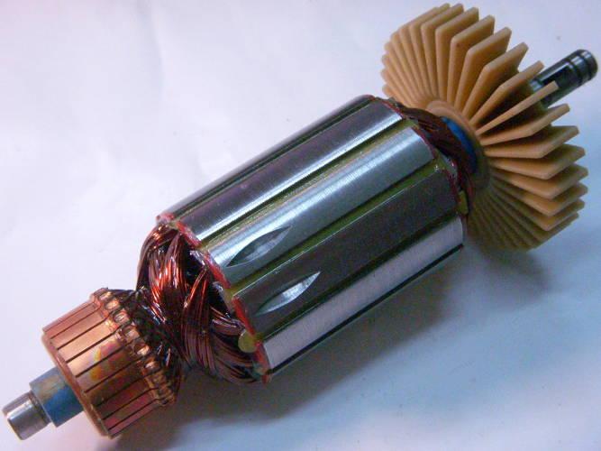 Якорь L178-142-d48*L60 болгарки Craft, Темп 180 1.9KW старого образца