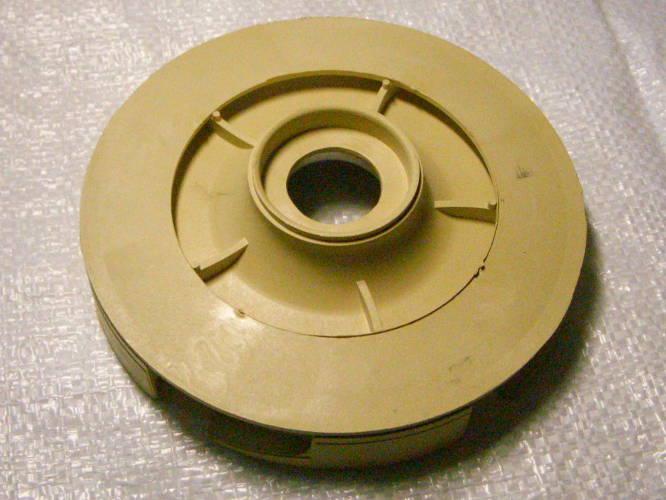Пластиковый диффузор без трубки вентури для насоса Pedrollo, Sprut, Leo, Optima, Wender
