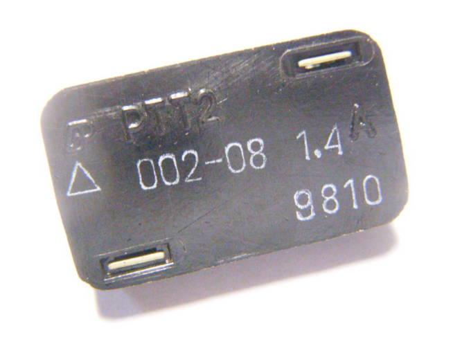 Пусковое реле РТТ2 на 1.4 Ампера для компрессора холодильной техники