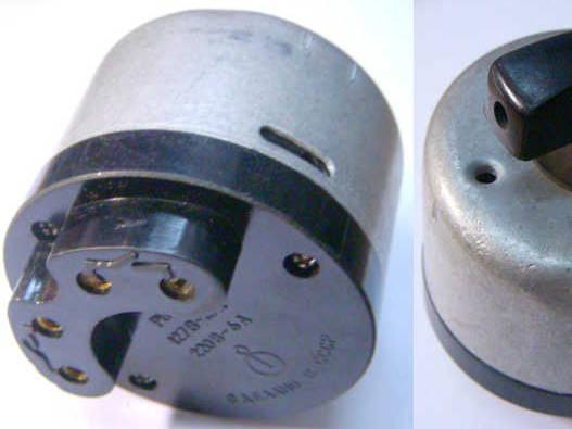 Механический таймер РВ-30 на 30 минут для стиральной машины