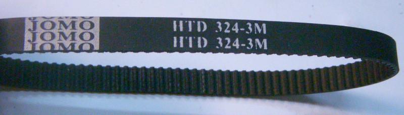 Ремень HTD 3M-324 для шлифовальной машины Makita