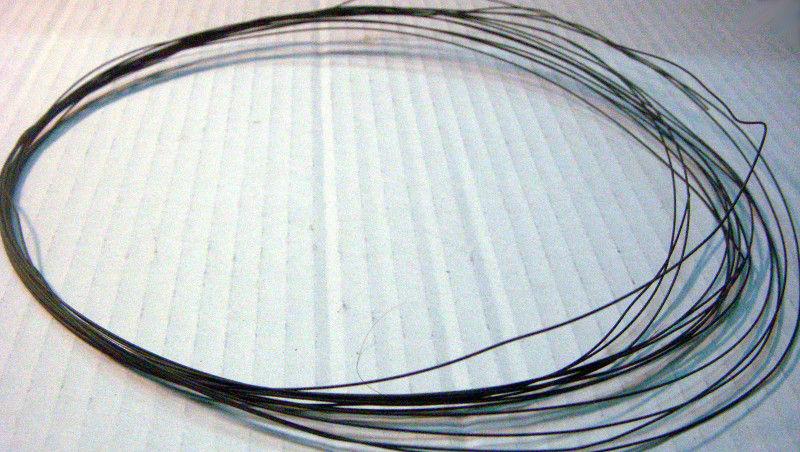 Нихромовая проволока для нагревательного тэна 1 мм 10 метров