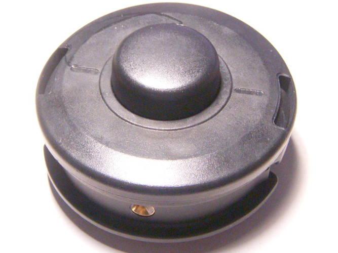 Полуавтоматическая шпуля электрокосы диаметром 108 мм под болт 8 мм