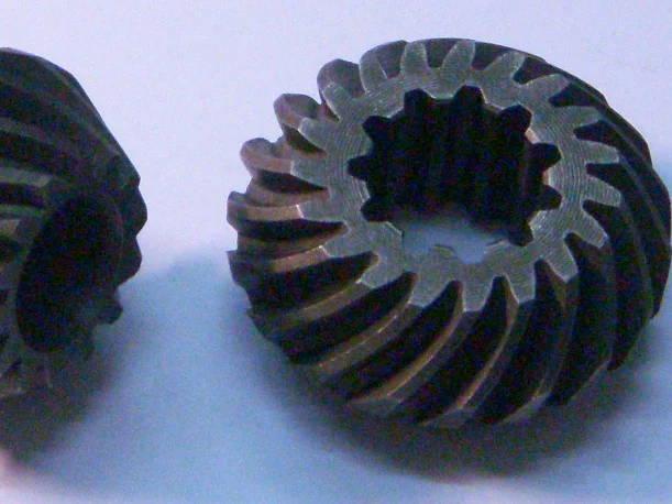 Коническая пара 31x12 мм электрокосы под квадрат