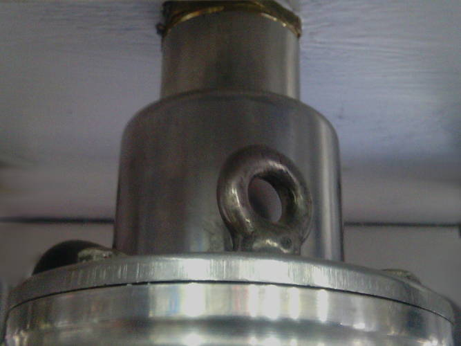 Нержавеющая крышка насоса Sprut 4SQGD1.8-50-0.5