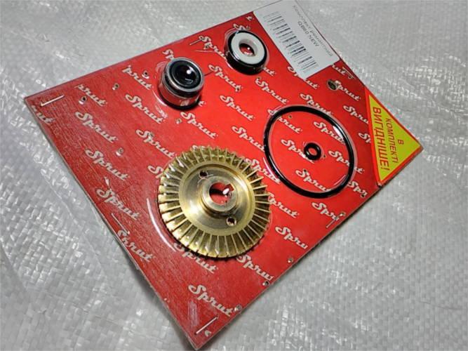 Ремкомплект насосной части вихревого насоса Sprut, Pedrollo QB60