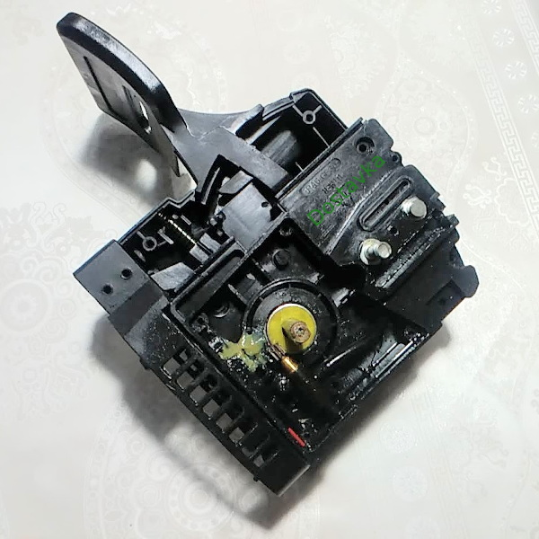 Корпус редуктор цепной электропилы Кировец, Тайга, Электромаш ПЦ-2500 в сборе