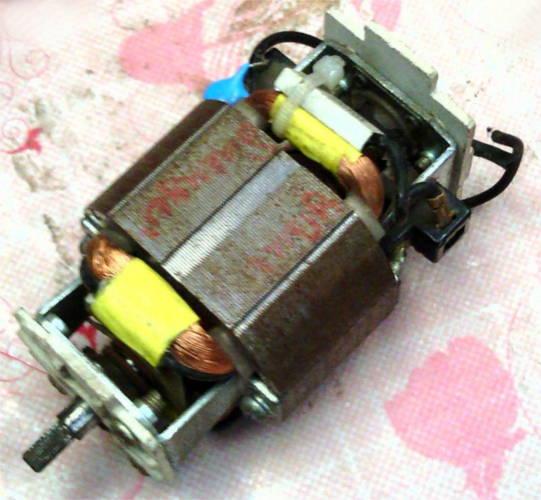 Электродвигатель для старого миксера блендера