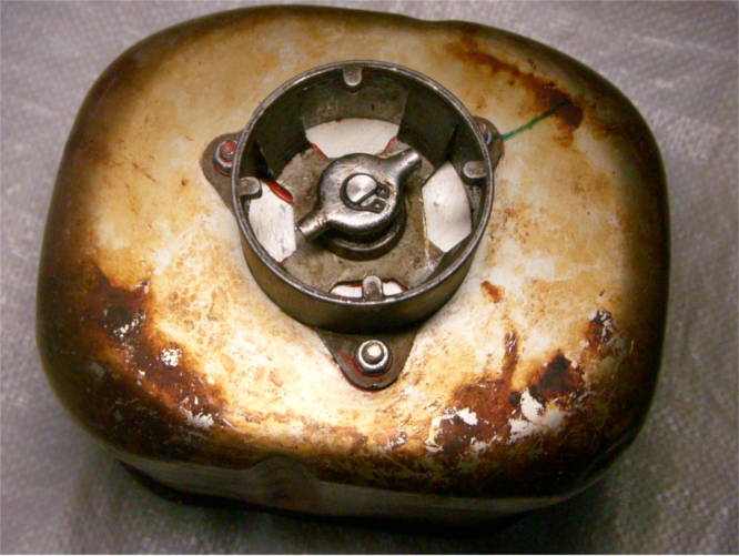 Ремонт мешальной части емкости хлебопечки DEX DBM-307