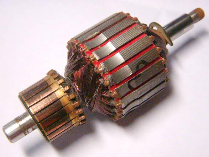 Якорь 103*39-22 двигателя пылесоса Samsung