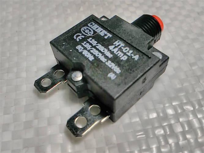 Тепловое реле отсекатель HT-01-A 4Amp AC/DC