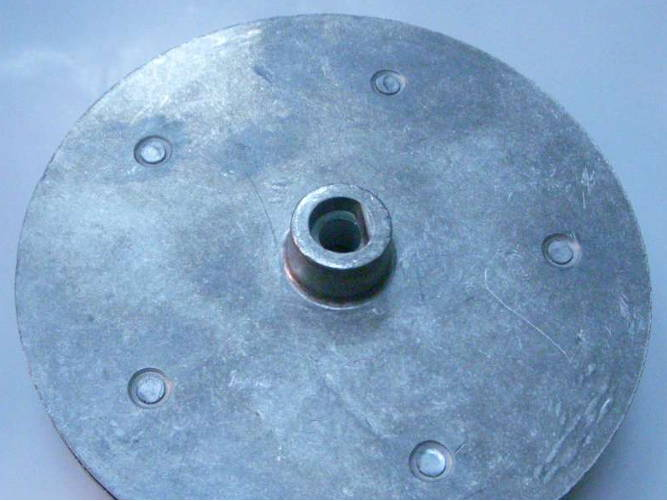 Рабочее колесо поверхностного насоса БЦ Агидель старого образца