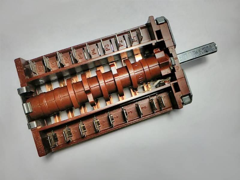 7-позиционный переключатель EGO 42.07001.005 электро плиты