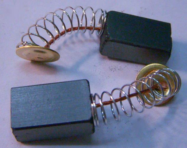 Щетки 8*12*20 коллектора болгарки, дисковой электропилы
