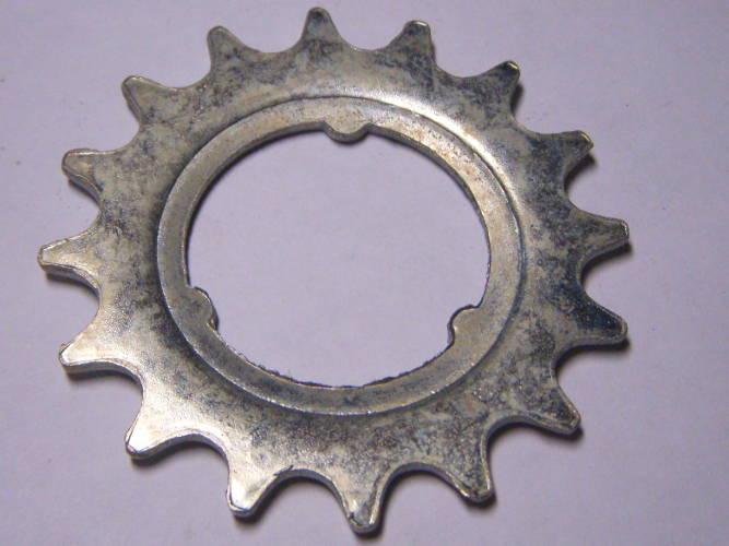Велосипедная звезда на 16 зубьев