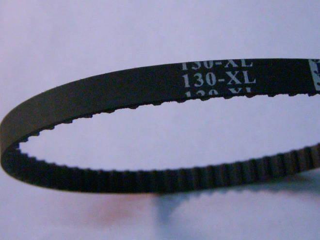 Широкозубый ремень 130-XL-8 для мешкозашивной машины