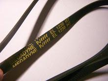 Ручейковый ремень EL1238H7 привода стиральной машины Ardo