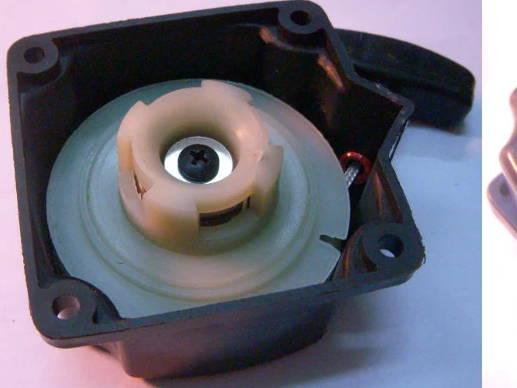 Ремонтный стартер с плавным пуском для мотокосы Craft-tec PRO GS-770