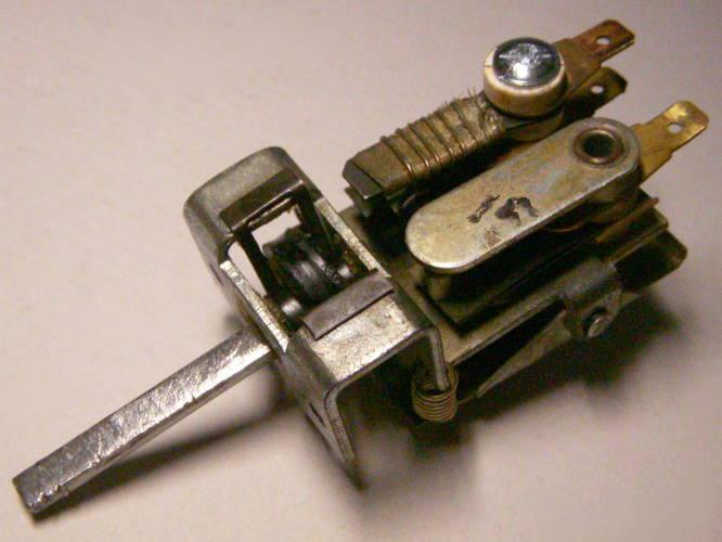Терморегулятор электроплиты Электра 1002