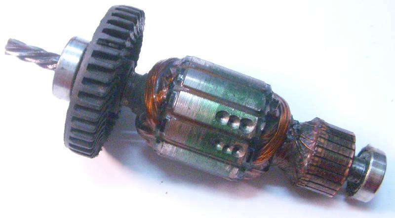 Якорь китайской электродрели