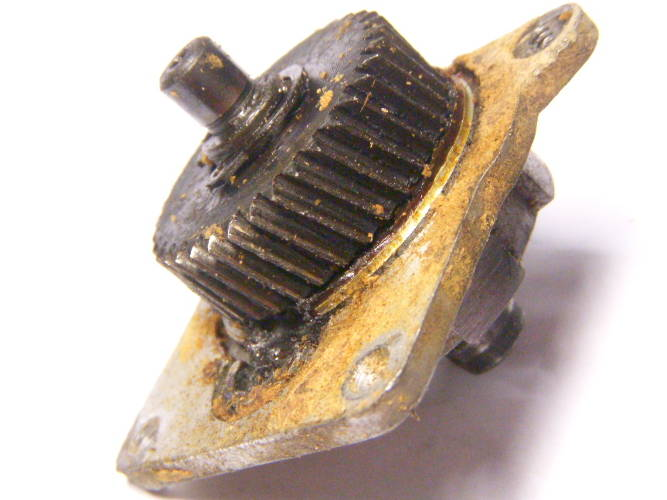 Редуктор циркулярной электропилы с шестерней 37 мм