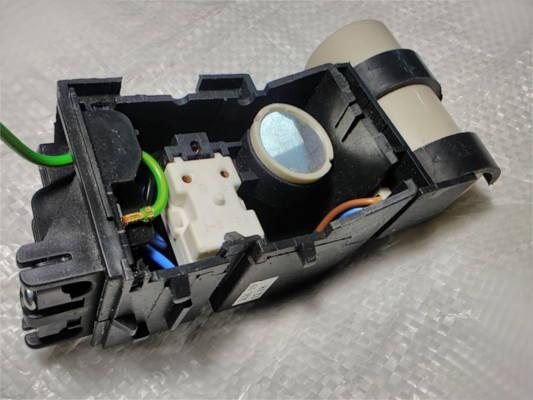 Пусковой модуль КК-19 12.18 компрессора холодильника Атлант