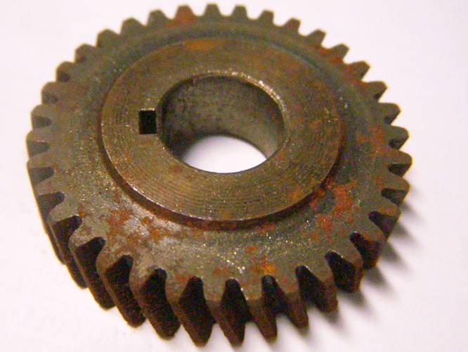 Шестерня 37.6*12*9-10 дисковой электропилы Ростех ДП 185