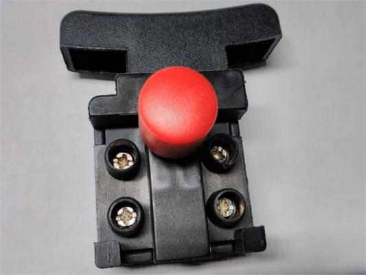 Кнопка FA4-6/2MB7 размерами 29*16-45*11 с фиксатором к болгарке