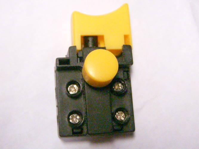 Кнопка 10 Ампер KR82 5E4 для электролобзика, электрокосы