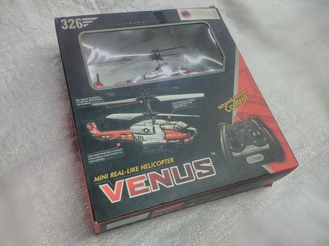 Радиоуправляемый мини вертолет Venus 326