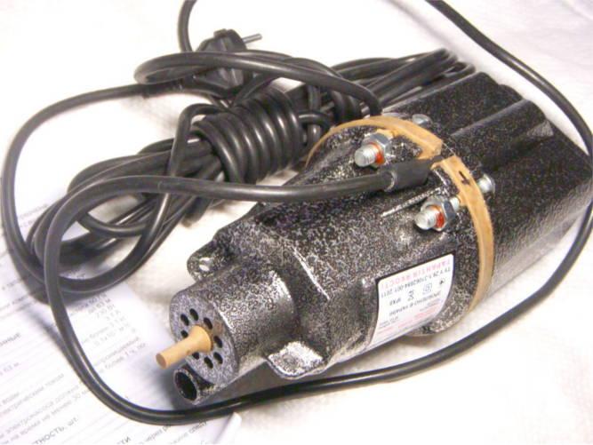Погружной насос Малыш БВ 0.1-63-У5 для колодца и полива