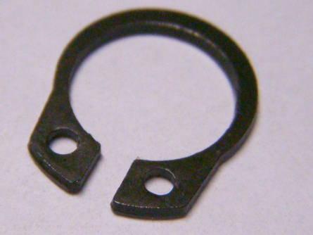 Стопорное кольцо на вал 11 мм, внутри 10 мм