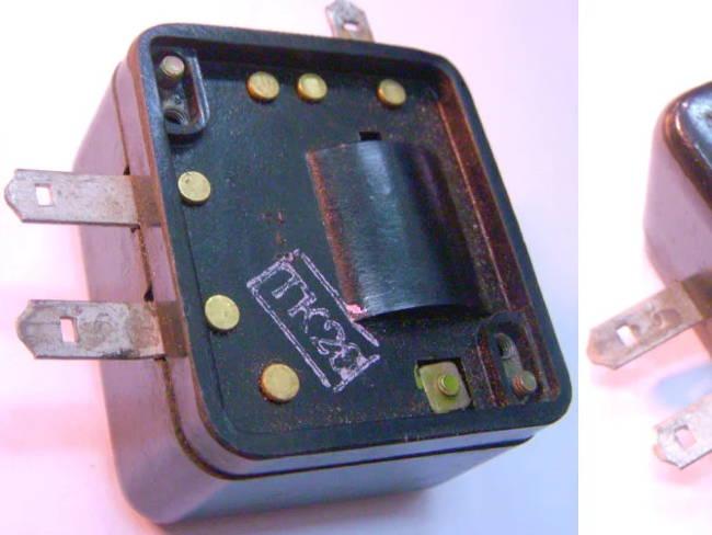 Пусковое реле РТК-СЭ на 2 ампера