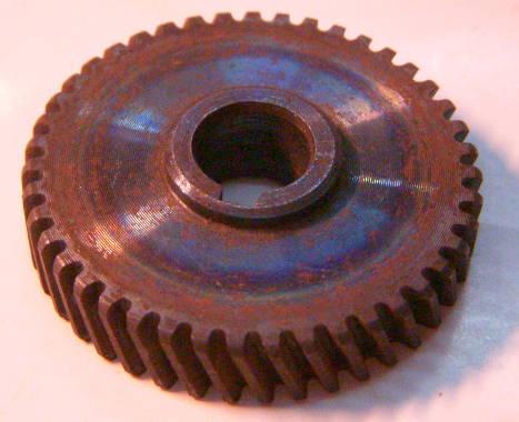 Шестерня d36*10*h9 для электродрели Интерскол