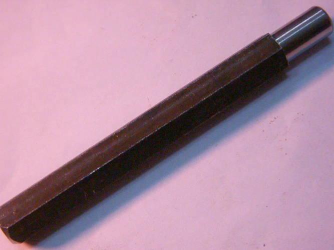 Вал шестигранник 114 мм на глубинный насос Водолей БЦПЭ 0,5-32У