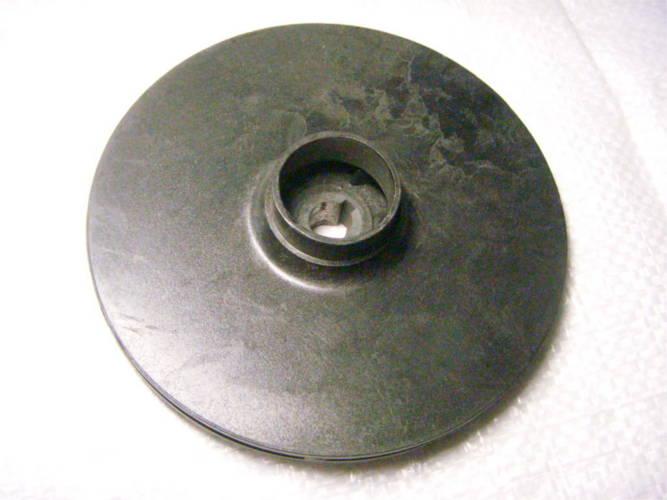 Пластиковое рабочее колесо 135*12*33 насоса Pedrollo, Aquatica JSWm