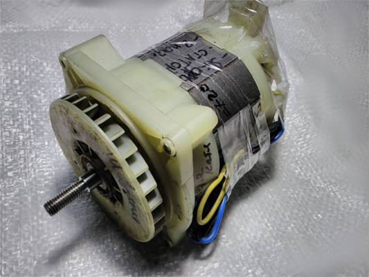 Ремонт электродвигателя 74*80-40*170 для газонокосилки