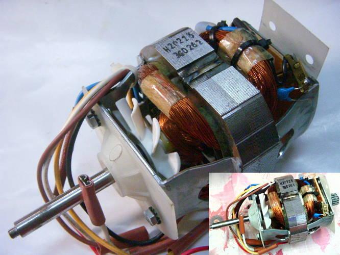 Электродвигатель мясорубки Vitek