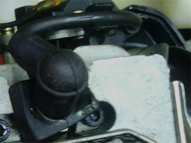 Катушка зажигания для бензокосы Тайга БГ-1500