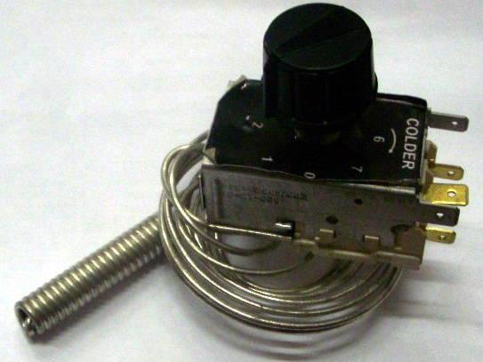 Универсальный терморегулятор K14-60 / K54-58 для холодильника SAMSUNG RT22s