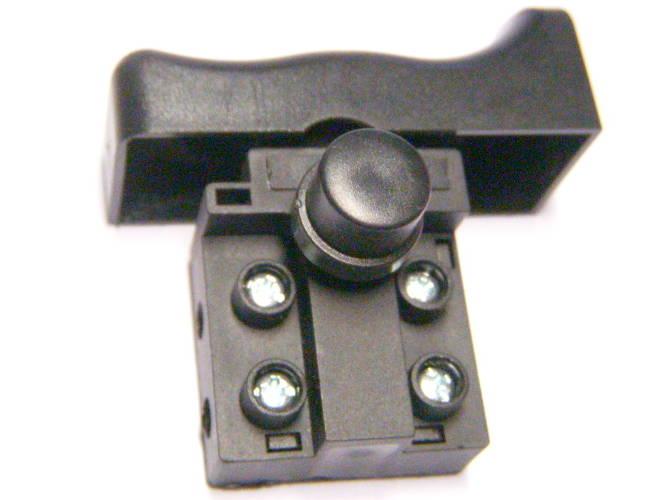 Кнопка FA4-8/2B с фиксатором для 125-й болгарки Eurotec