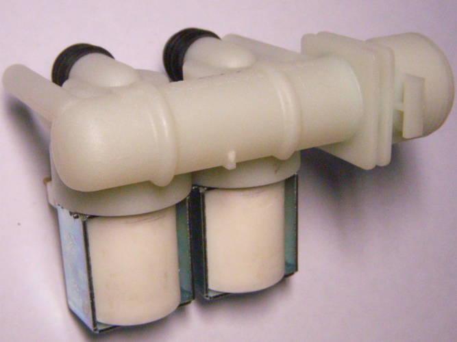 Электроклапан для стиральной машины Indesit EDL90/88, Атлант, ARISTON ARXL 85 CSI L