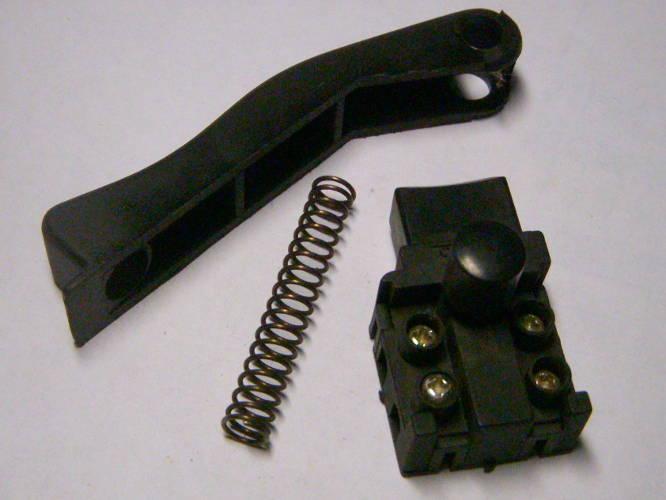 Клавиша с кнопкой SZMD FA4-5/2BD для электрокосы:
