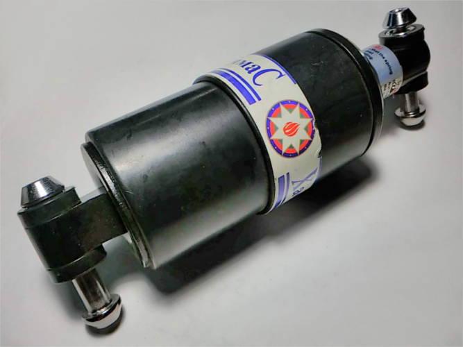Закрытый велосипедный амортизатор L150*d53